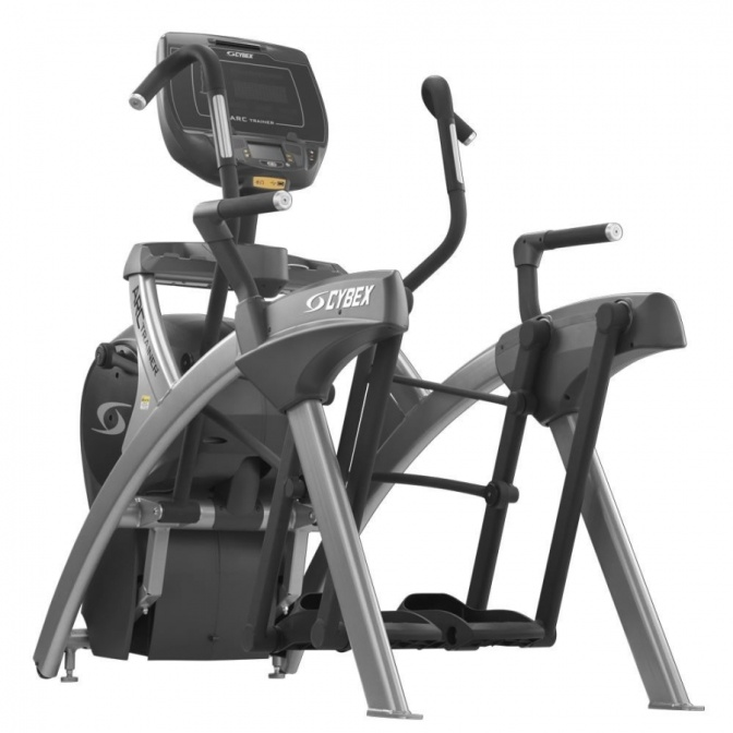 Cybex Treadmill Weight Loss Program: Cybex ARC 750 AT