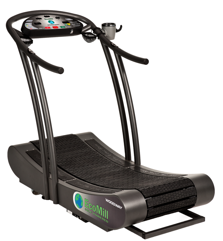 Woodway ecomill for Best non motorized treadmill
